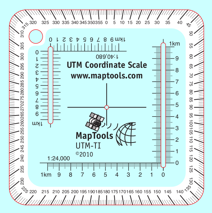 MapTools Product Natl Geo Trails Illustrated Maps UTM Slots For - Trails illustrated maps
